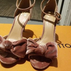 Shoes - Charming charlie heels